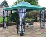 Buckingham Gazebo Green