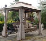 Gazebos Buy Your Metal Framed Garden Gazebo Awnings And