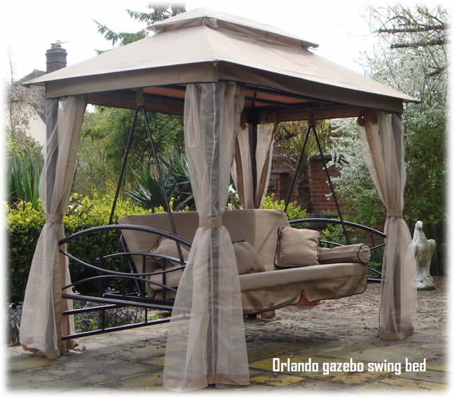Luxury Garden Furniture Swing Seats