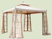 Fantastic range of gazebos