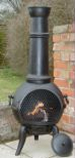 The Large Palma Chiminea £105