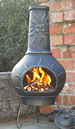 The Phoenix Chiminea