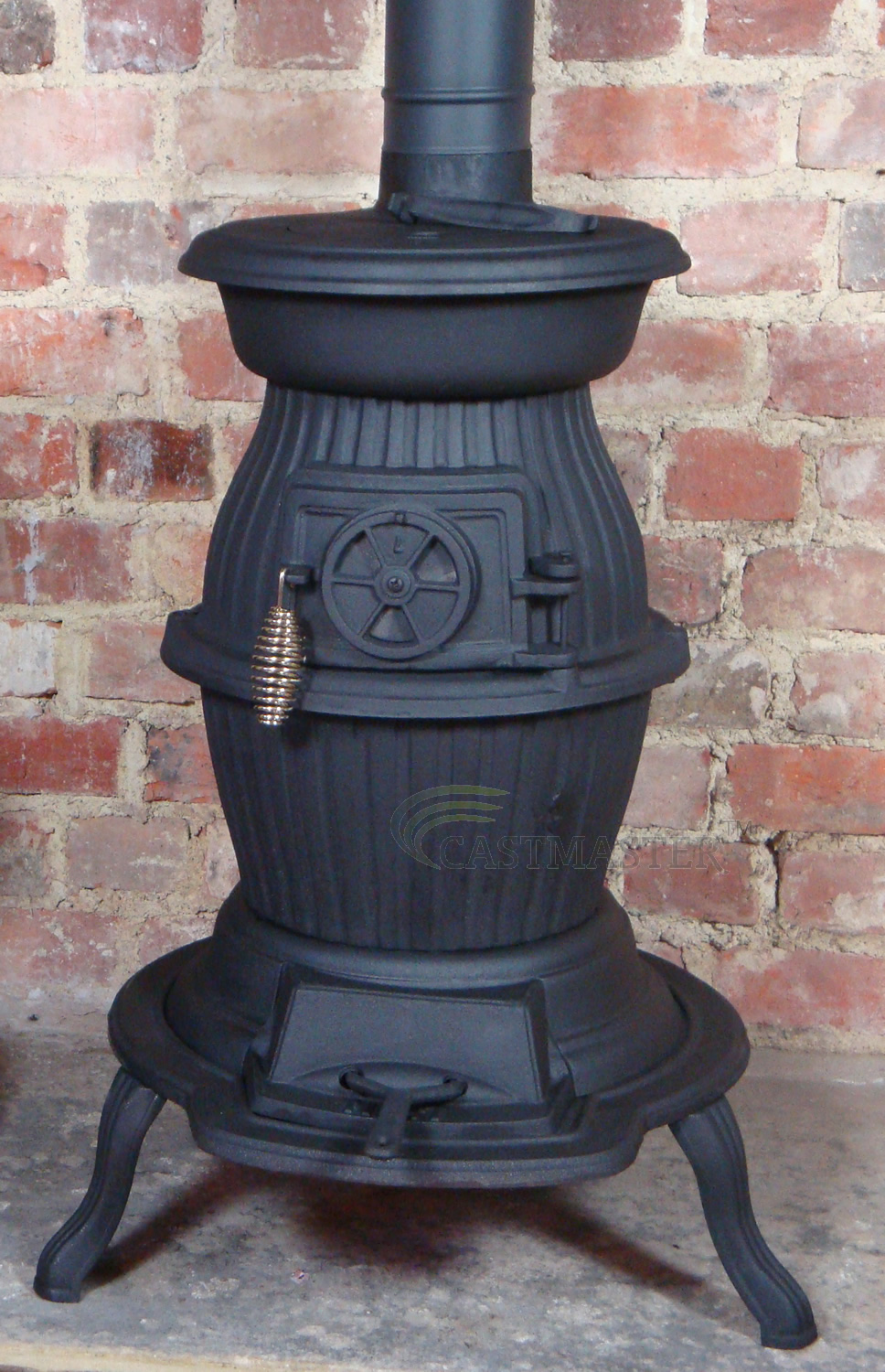 Pot Belly Wood Burning Stove WB Designs - Pot Belly Wood Burning Stove WB Designs