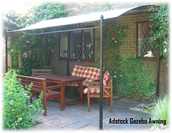 Patio Lean To http://www.ebay.co.uk/itm/THE-ADSTOCK-LUXURY-GARDEN-PATIO-LEAN-TO-GAZEBO-AWNING-/270990062120